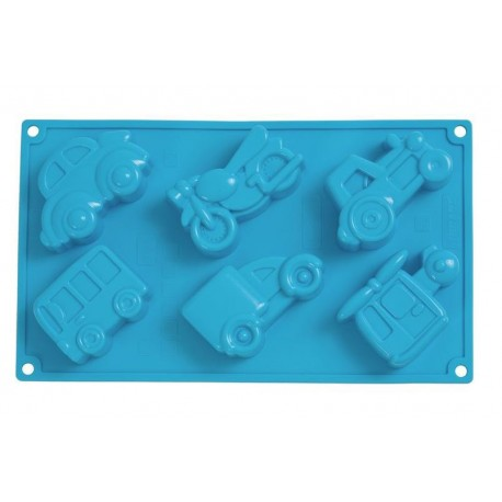 Multiporcijski silikonski pekač/model FR