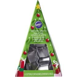 Set modelčkov za piškote Wilton Christmas 2308-