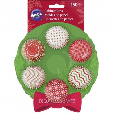 Mini papirčki za peko XMS 415-7230 150 kos Wreath Backer