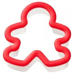 Modelček za piškote Christmas 2109-9837 Grippy Gingerbread Boy