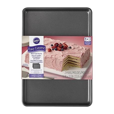 Pekač za torto Wilton 2105-5748 Easy Layers Square