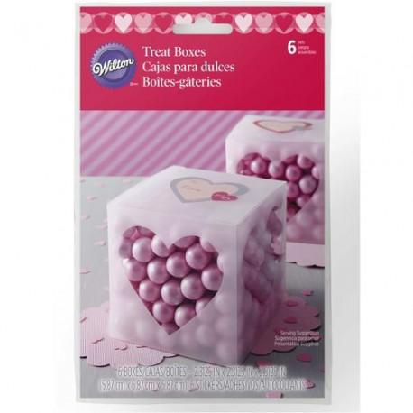 Cookie Mini Treat Box Kit  Wilton VD 415-5522 Heartfelt Confections