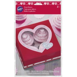Cookie Mini Treat Box Kit  Wilton VD 415-5522 Heartfelt Confections
