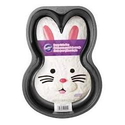 Pekač Wilton EA 2105-0651 Nonstick Bunny Cake Pan