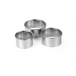 Tala 10A09516 modelček za izrezovanje  Pastry Cutters Plain Set
