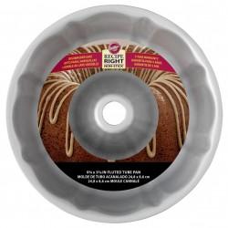 Wilton 2105-984 Fluted Tube Pan - Pekač za šarkelj/potico/kolač