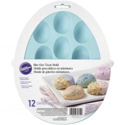 Wilton EA 2105-719 Mini Silicone Egg - silikonski pekač za jajčke