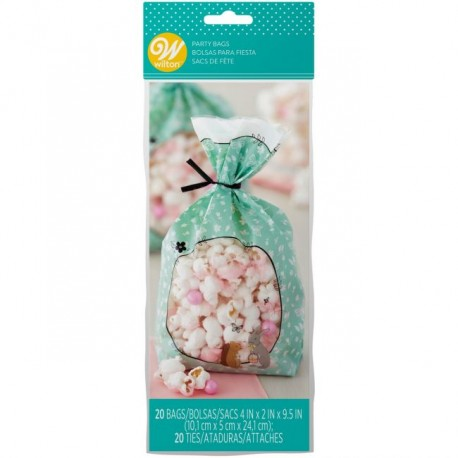 Vrečke Wilton EA 1912-3893 Treat Bag Easter 20 kos