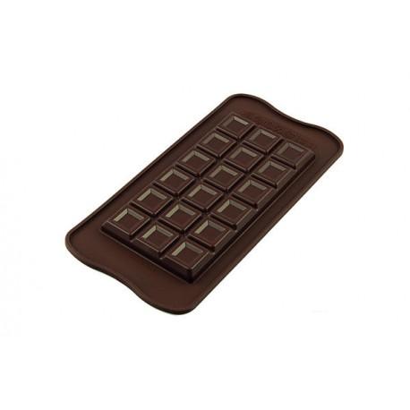 Model za domačo čokolado Silikomart SCG37 CHOCO BAR