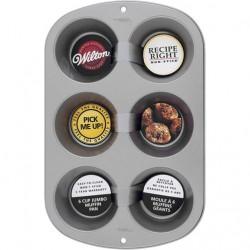 Pekač  Wilton 2105-955  Recipe Right Jumbo Muffin Pan
