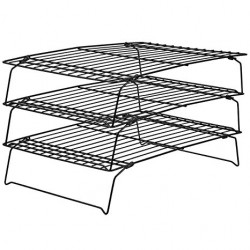 Rešetka 2015-948 Recipe Right NonStick 3 Tier Cooling Rack