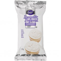 Wilton 03-6673 Decorator Preferred Fondant White 250 g