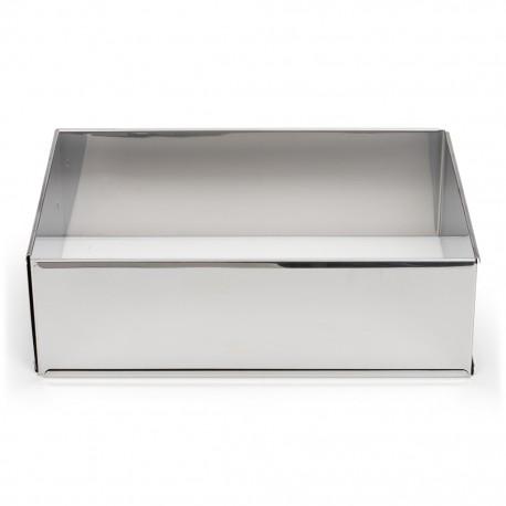 PAT 02166 Adjustable Baking Frame / Nastavljiv obroč za torto