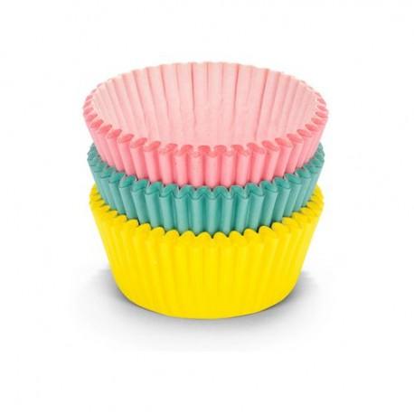 PAT 01730  Paper Cupcake Cases / Papirčki za muffine 75 kos