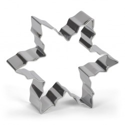 PATT 0001882 XMS Cookie Cutter Snowflake