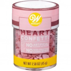 Wilton Sprinkles 710-7992 Hearth Confetti 45 g