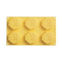 Silikonski pekač + modelček za piškote PavoCookie CK04 Ovca