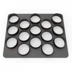 Dekofee PolyCutter DF0814 Circles / Krogi