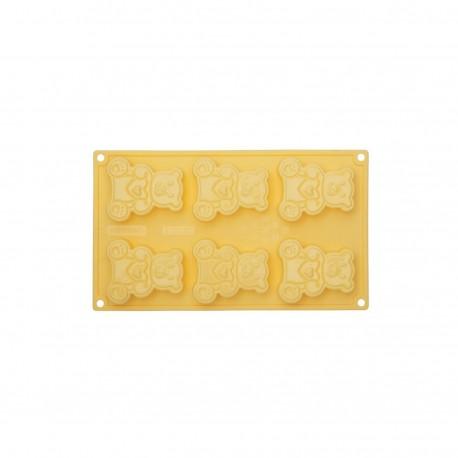 Silikonski pekač + modelček za piškote PavoCookie CK