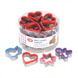 Tala 10A10156  Set modelčkov za piškote 24 kos