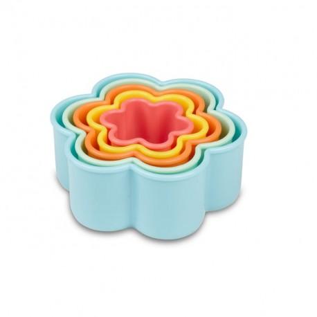 Tala 10C01533 Mini Bakery Flower Cutters 5 kos