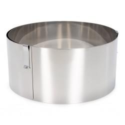 PATT 02460 Cake Ring / nastavljiv obroč za torto / 18-30 cm