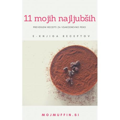 e-knjiga najljubši recepti