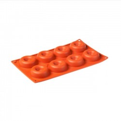 Multiporcijski silikonski pekač/model FR015 Savarin