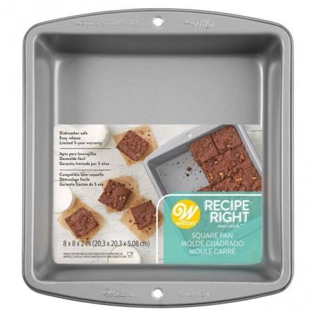Pekač 2105-956 Recipe Right Square Pan 20x20 cm