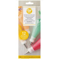 Wilton 03-3111 Disposable Decorating Bags 12 kos 30,4cm