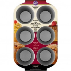 Pekač 2105-9921 Recipe Right 6 Cup Kingsize Muffin Pan