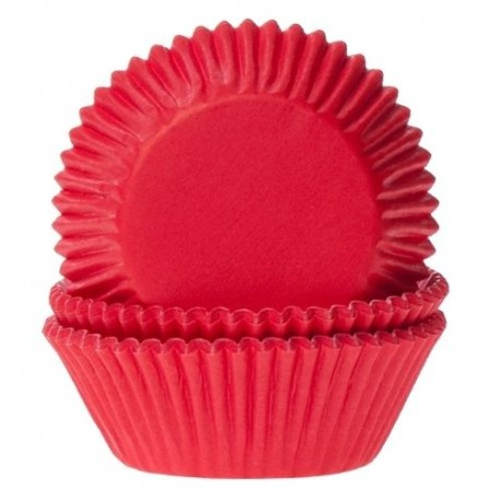 HoM Papirčki za muffine HM0077  Red Velvet 50 kos