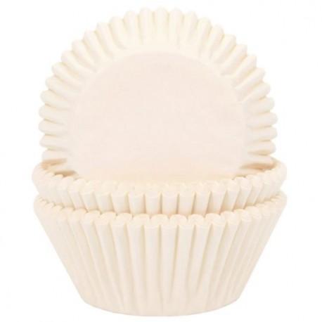 HoM Papirčki za muffine HM5960 Ivory  50 kos