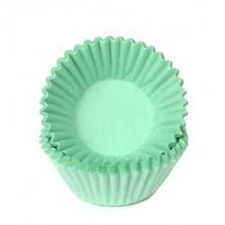 HoM Mini papirčki za peko Chocolate HM6543 Pastel Mint  100 kos