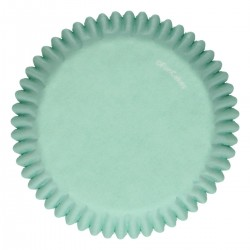 FunCakes Papirčki za peko FC4009 Mint Green / Mint zelena  48 kos