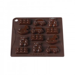 Model za praline in led CHOCO07 TOYS