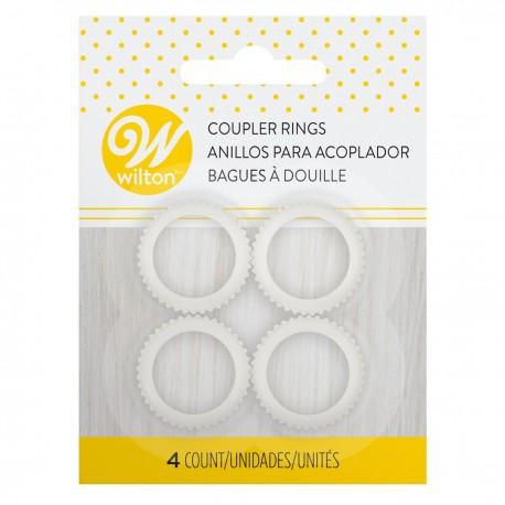 Wilton 418-47306 Coupler Ring Set