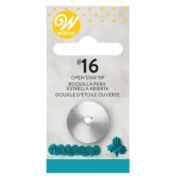 Wilton 418-16  Decorating Tip / Konica za dekoriranje 16