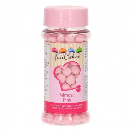 FunCakes G42309 Mimosa Pink 45g