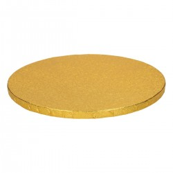 FunCakes Cake Drum FC1330RD Podstavek za torto 30,5 cm  Gold 1 kos