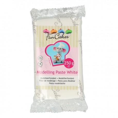 FunCakes FC95250 Modelling Paste White 250g