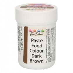 FunCakes FunColours Paste FC50278 / jedilna barva v pasti Dark Brown
