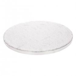 FunCakes Cake Drum FC525RD Podstavek za torto 25 cm Silver 1 kos