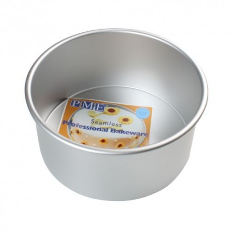 PME RND084 Extra Deep Round Cake Pan 20 x 10 cm