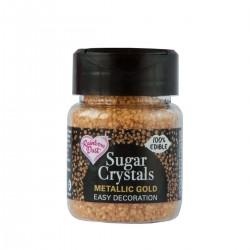RD RD0510 Edible Sugar Crystals / Sladkorni kristali / METTALIC GOLD/ 50 g