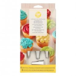 Set za dekoriranje Wilton 2104-1364 12pc Cupcake Decorating Set