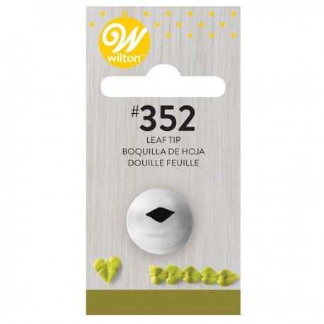 Wilton 418-352 Decorating Tip / Konica za dekoriranje 352 Leaf