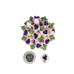 Decora 263457 Konica za dekoriranje 244  Tulip with 6 petals