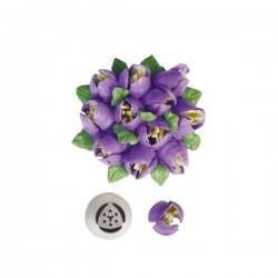 Decora 263458 Konica za dekoriranje 245 Tulip with 3 Petals