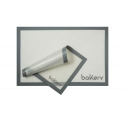 Decora 9260258 Podloga za peko / Fiberglass & Silicone Baking Mat 38.5 x 38.5 cm